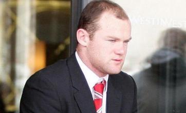 Ferguson: I won't risk Rooney