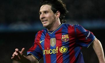 Messi the difference for Wenger