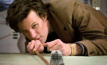 Doctor Who photos show chemistry between Matt Smith and Karen Gillan