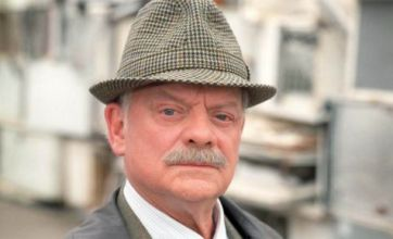 A Touch Of Frost sees David Jason on the trail of a dog-fighting gambler