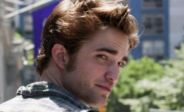 Robert Pattinson is eating Nandos to get Taylor Lautner's muscles