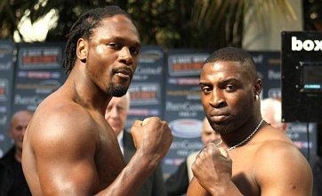David Haye: Audley Harrison won't fight me for world heavyweight title