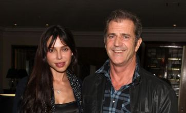 Mel Gibson splits from girlfriend five months after their baby was born