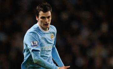 Manchester City's Adam Johnson flattered by talk of England