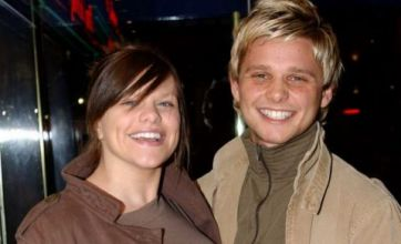 Jade Goody's sons beg Jeff Brazier for a little sister