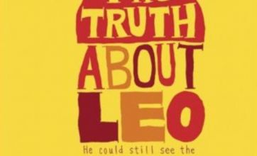 The Truth About Leo is a sobering tale about alcoholism