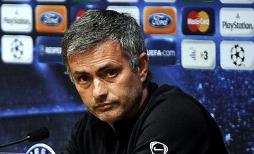 Jose Mourinho: Barca 'obsessed' by winning Champions League in Bernabeu