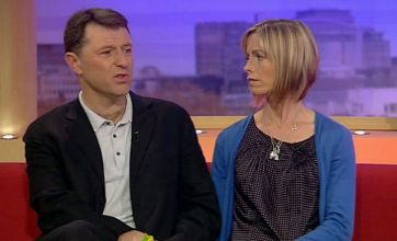 Gerry McCann: Why have authorities given up on Madeleine?