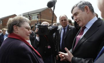 Gordon Brown's gaffe: A transcript of the PM with 'bigoted' Gillian Duffy