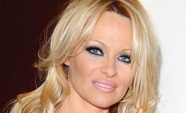 Pamela Anderson owes income taxes