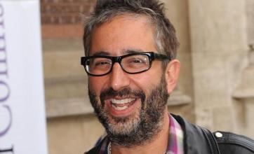 Baddiel: We needed Omid for film