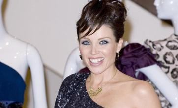 Minogue: Kris will be perfect hubby