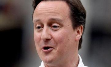 I'm ready for battle, vows Cameron