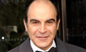 Suchet: I won't make cheap Poirot