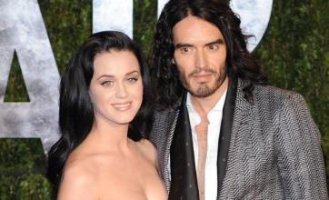 Katy Perry kiss cut from Brand film