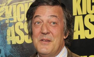 Stephen Fry voted best travel buddy