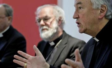 Archbishop aims to move on from row