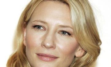 Blanchett overwhelmed on Robin Hood