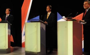 Clegg predicts 'demanding' debate