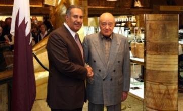 Mohamed Al Fayed sells Harrods in £1.5bn deal