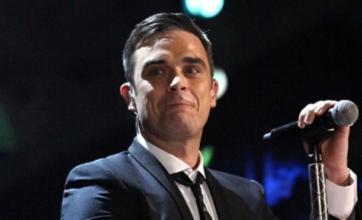Robbie Williams 'a big fan of Britain's Got Talent's Paul Burling'