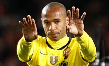 West Ham move for Thierry Henry transfer