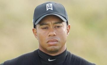 Woods set for The Open