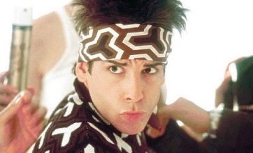 Ben Stiller live-tweeted Zoolander and this is what we learned