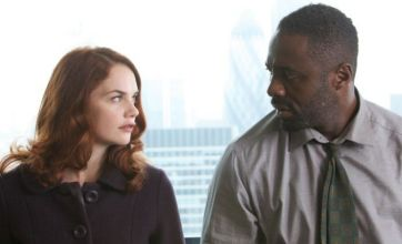 Luther just about works… thanks to The Wire's Idris Elba