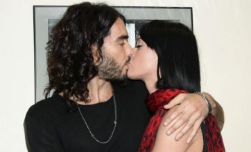 Russell Brand and Katy Perry film smooch axed from Get Him To The Greek