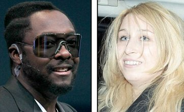 Will.i.am waves goodbye to Cheryl Cole to rap himself up in Roman's girl