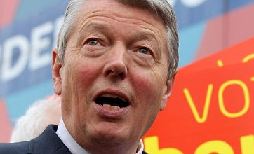 General Election 2010: Alan Johnson slams 'arrogant' David Cameron and Nick Clegg