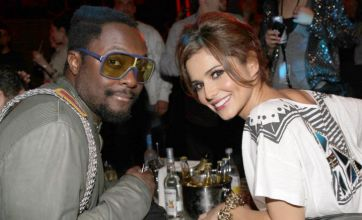 Cheryl Cole introduces Will.i.am to mum