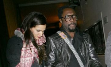 Cheryl Cole's 'love interest' Will.i.am snapped with mystery lady