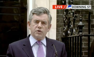 Gordon Brown: I want to work with Nick Clegg
