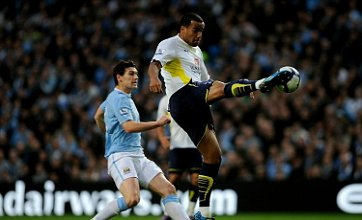 Huddlestone and King 'to benefit from Gareth Barry's ankle injury with England calls'