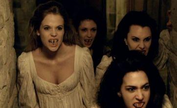 Doctor Who gets it in the neck from The Vampires Of Venice