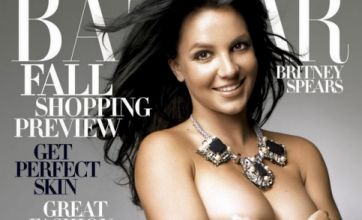 From Demi Moore to Britney Spears: Pregnant celebs bare all