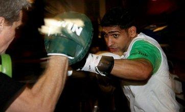 Amir Khan relishing clash at 'home of boxing' with Paulie Malignaggi