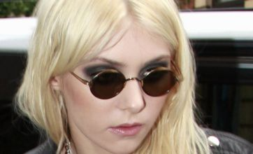 Gossip Girl's Taylor Momsen fuels weight loss concerns