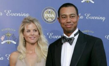 Tiger Woods 'to file for divorce in Sweden'