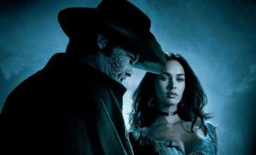 Megan Fox sizzles in new Jonah Hex poster