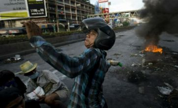 Shots fired in Bangkok after peace talks snub