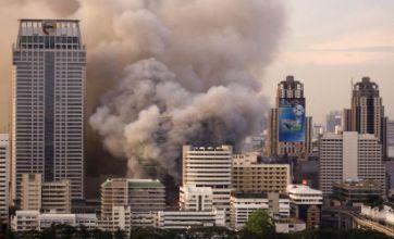 Bangkok burns as Thailand violence escalates