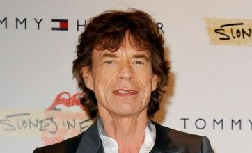 Mick Jagger jets into Cannes for Stones In Exile premiere