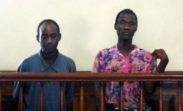 Gay lovers Steven Monjeza and Tiwonge Chimbalanga given maximum sentence in Malawi