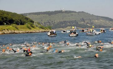 Swimming the Dardanelles, in the wake of Lord Byron
