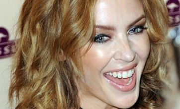 Kylie Minogue has an immigration blunder