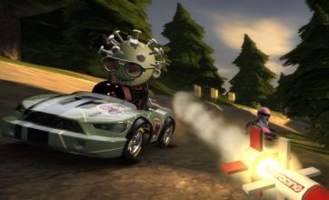 Games review: ModNation Racers isn't quite Mario Kart