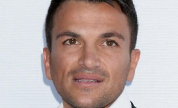 Peter Andre 'banned from seeing Harvey by Katie Price'
